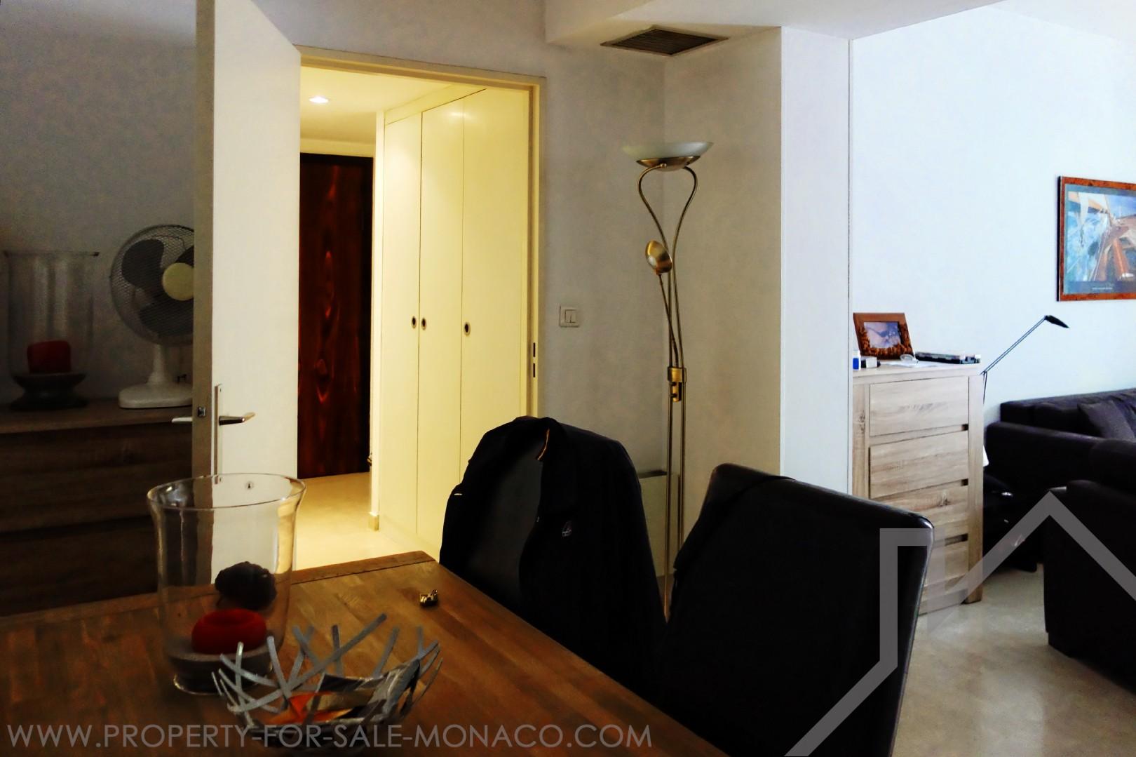 monte carlo sun studio avec parking propri t s vendre monaco. Black Bedroom Furniture Sets. Home Design Ideas