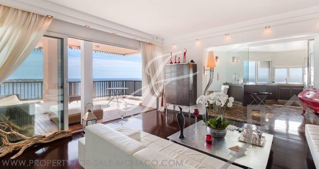 la rousse parc saint roman exceptionnel appartement de 6 pi propri t s vendre monaco. Black Bedroom Furniture Sets. Home Design Ideas