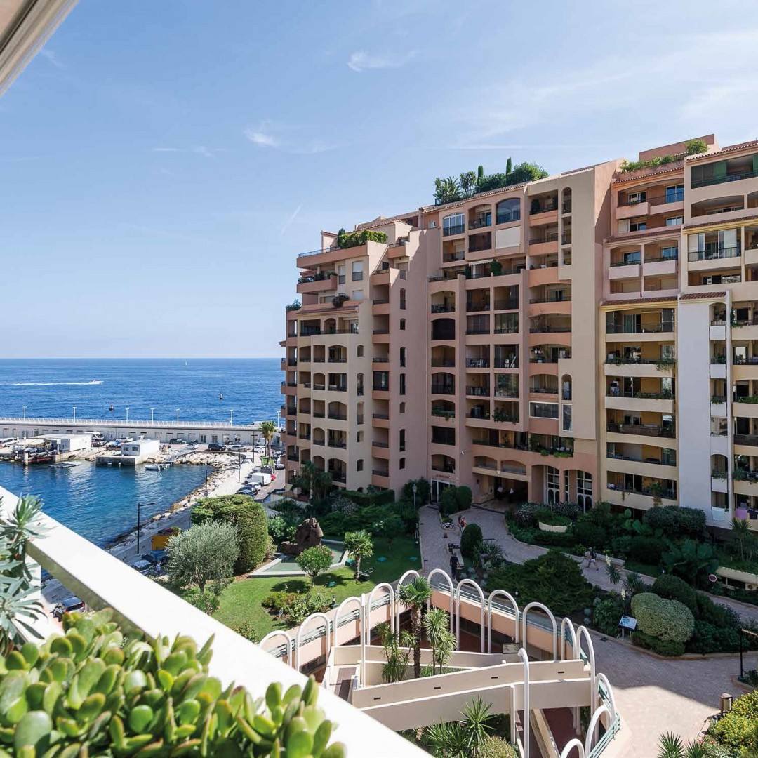 MONACO FONTVIEILLE EDEN STAR PENTHOUSE MIXTE CAVE PARKING